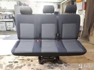 Куплю сиденья пассажирские 2-й и 3-й ряд, Volkswagen-Transporter Т-5