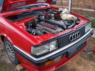 Куплю хромовую накладку на передний бампер Audi 90 B2