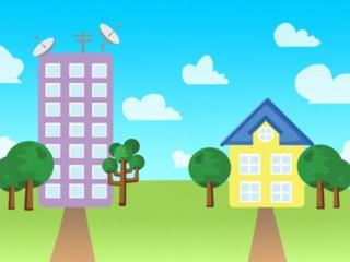 Casa la Singera = apartament cu o camera.
