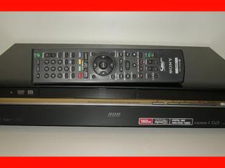 Sony RDR-HX650 DVD-HDD-160гб Recorder, пишущий на DVD диски.