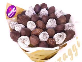 8 martie capsune in ciocolata: ) (livrare gratuita)