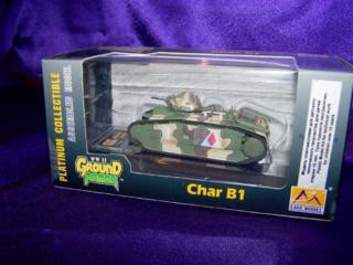 Танк Easy Model 1/72 Char B1 Бельцы 692 2 90 60 300лей
