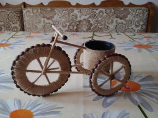 Декоративный велосипед.