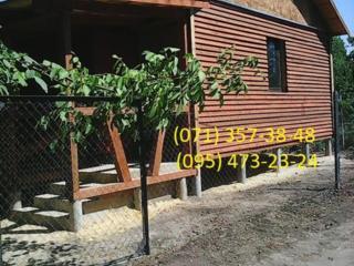 Строительство. Донецк. Строительство садовых, дачных, гостевых домов.