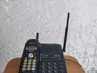 Телефон PANASONIC (ПАНАСОНИК) стационарный с трубкой. Япония. Оригинал
