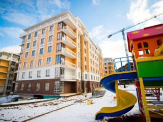 "Noul complexul rezidențial ""Liviu Deleanu""! Varianta alba - 71 m. p."