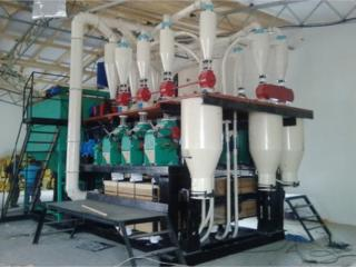 Продается мельница Р6-АВМ-15 для переработки зерна в муку