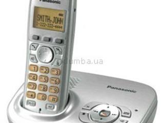 Цифровой беспроводной телефон с автоответчиком Panasonic KX-TG7321