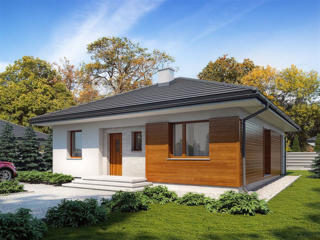 Новый дом за 30 дней от строительной компании