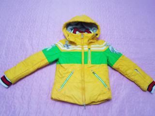 Фирменная лыжная детская куртка BOGNER + штаны