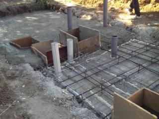 Заливка бетона любой сложности