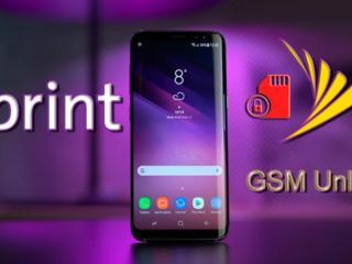 Удаленная разблокировка GSM. LG, SAMSUNG - оператор Sprint