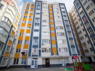 Bloc nou, Centru, A. Cosmescu! Apartament cu 3 odai in varianta alba!