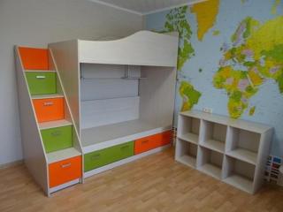 Детская мебель на заказ по Приднестровью, ремонт мебели