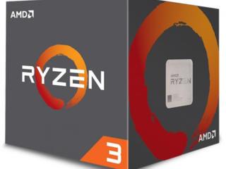 Новые процессоры Intel 8th GEN / AMD Ryzen socket: S1151,FM2, AM4!