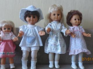 Продам куклы родом из СССР (цена договорная)