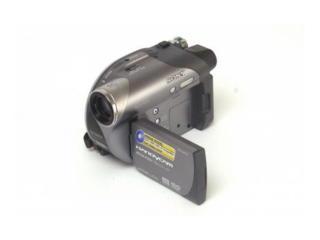 Видеокамеру Sony DCR-DVD 605, запись на мини-DVD диск.