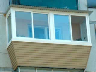 Балконы под ключ НЕДОРОГО в любой точке Одессы