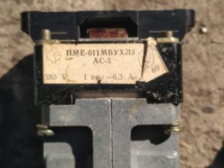 Пускатель ПМЕ-011МВ УХЛ3 380В/6,3А