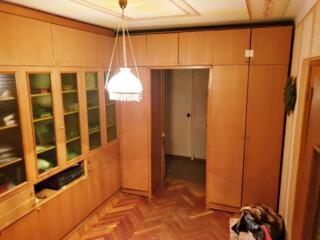 Urgent apartament cu 3 camere, etajul 5 din 9, 72m2 Botanica