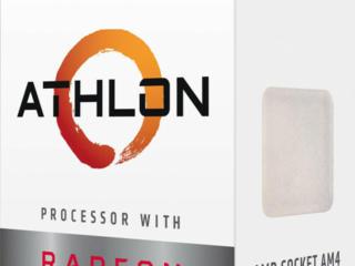 CPU AMD Athlon 240GE / Socket AM4 / VEGA 3 /