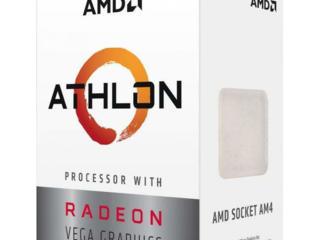 CPU AMD Athlon 220GE / AM4 / Radeon Vega 3 graphics /