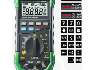 Мультиметр цифровой 5 в 1 Mastech MS8229 (новый)