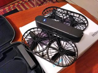 FPV WiFi Квадрокоптер SIMTOO MOMENT складной 12Мп камера, 2 батареи