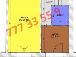 Продается 1 комнатная квартира на Шелковом
