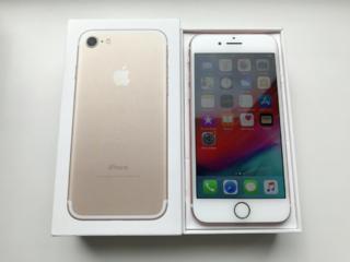 Apple iPhone 7 32Gb (CDMA+GSM), идеал + ТЕСТ + бонус!!!