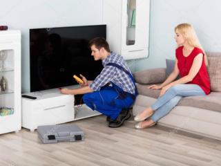 Ремонт плазменных, LED, LCD и кинескопных телевизоров. Выезд. Гарантия