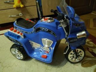 Мотоцикл на аккумуляторе из Германии
