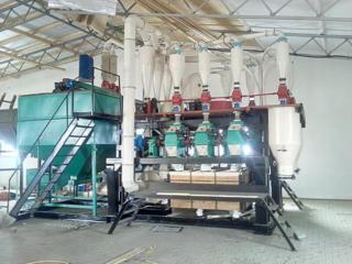 Мельница Р6-АВМ-15 для переработки зерна в муку высшего и первого сорт