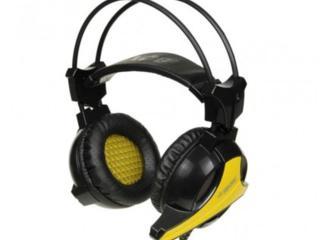 Продам наушники GAMING HEADPHONES IBOX X9 LED