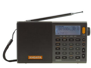 XHDATA D-808 SW/MW/LW, DEGEN de1103 радио-FM/AM. SSB