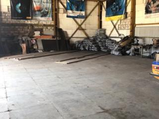 Производственная база, офис и подсобные помещения