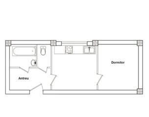 Apartament la sol, 1 cameră, autonomă, Poșta Veche, str. Bariera Orhei