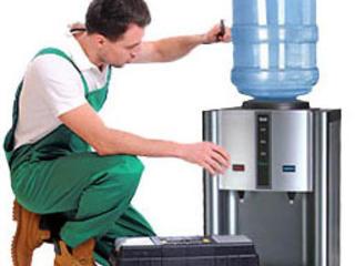Чистка (профилактика, санобработка), ремонт КУЛЕРА для воды
