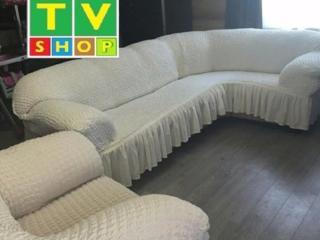 Еврочехлы для мягкой мебели! Для стульев! Большой выбор моделей