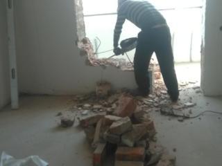 Перепланировка квартир! домов! демонтаж сантехкабин! стен перегородок!