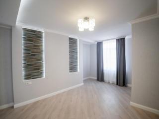 Botanica. Bloc nou. Apartament cu 2 camere - 65 m2, euroreparatie