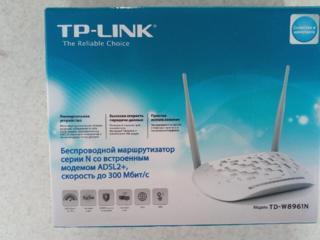 Модем ADSL TP-Link 8961n