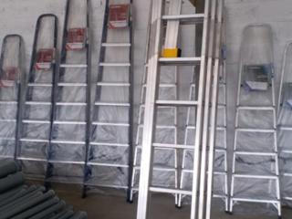 Алюминевые лестницы