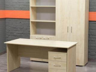 СКИДКИ... Готовая офисная мебель - шкафы, стеллажи, столы, тумбы