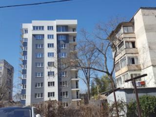 Apartamente cu 1 odaie, Râșcani, Lagmar, 44 mp 750€ M2!!!