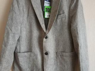Новый летний пиджак-блейзер 48 раз.