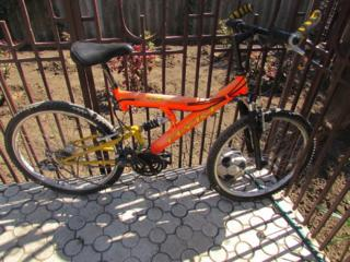 Подростковый немецкий велосипед.