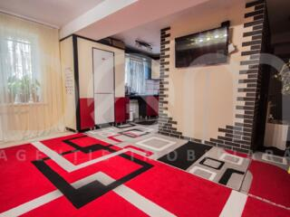 Super apartament cu 2camere, 46m2,euroreparație, mobilat, 41200 euro