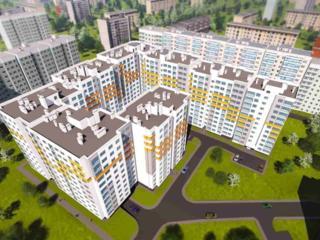Sprâncenoaia. Complex locativ nou, apartament in varianta alba, 49 m2.