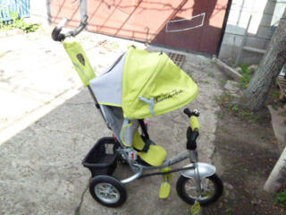 Велосипед-коляска. Покупался новым за 125$.